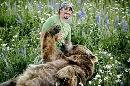 Brutus The Pet Grizzly