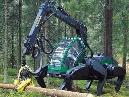 Walking Tree Harvester
